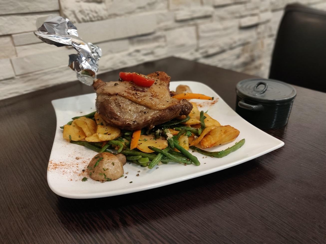 Le Petit Gourmet Cuisine Francaise Halal